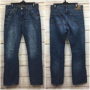 Men's American Eagle Original Boot Cut Jeans 32x36